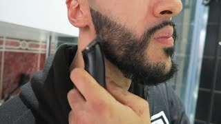 Video BEARD STYLES FOR BALD MEN: TRIMMING Down A Full Beard Using An Electric Trimmer! (Goatee Style) download MP3, 3GP, MP4, WEBM, AVI, FLV Juli 2018