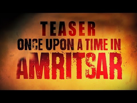 Once Upon A Time In Amritsar | Official Teaser [Hd] | Shemaroo Ent. | New Punjabi Movie 2016