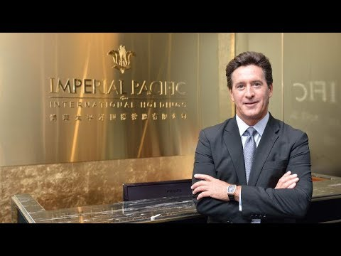 Business Leader | Mark Brown | Imperial Pacific International
