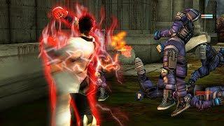 [TAS] Tekken 4 : Tekken Force mode - Jin Kazama