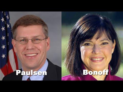 Minnesota 3rd Congressional District Debate - Paulsen vs. Bonoff