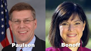 Minnesota 3rd Congressional District Debate - Paulsen vs. Bonoff