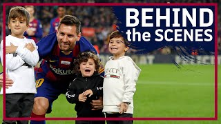 Download INSIDE VIEW | The offering of Messi's Ballon d'Or Mp3 and Videos