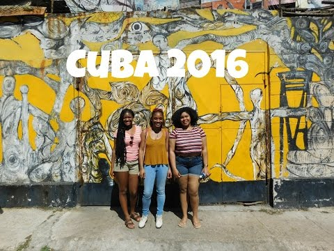 Spring Break Vlog| CUBA!! Part 1 of 3