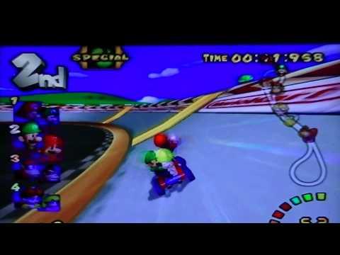 MARIO KART DOUBLE DASH Nintendo Gamecube Review