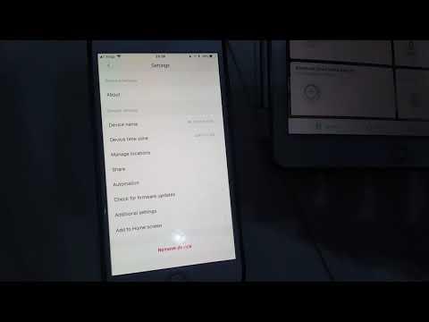 Getting the Xiaomi Gateway Key on an iPhone