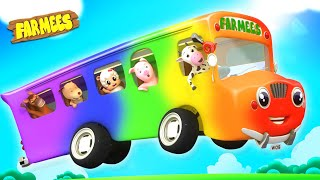 Wheels on the Bus   Nursery Rhymes for Children & Baby Songs