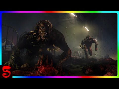 Dying light Nightmare MODE ps4 live game play 720p WE IN OLD TOWN