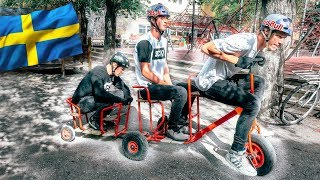 First Time in Sweden |SickSeries#60
