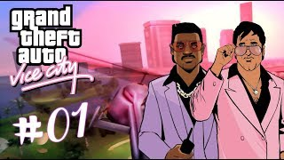 Zagrajmy w Grand Theft Auto: Vice City - [#01]
