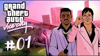 Zagrajmy w Grand Theft Auto: Vice City - [#01]