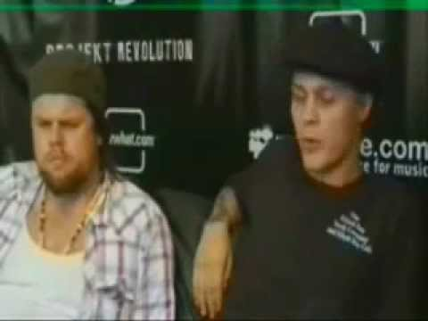 Ville and Mige Interview  (Projekt Revolution)