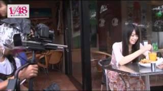 あーみんこと前田亜美のメイキング映像です.