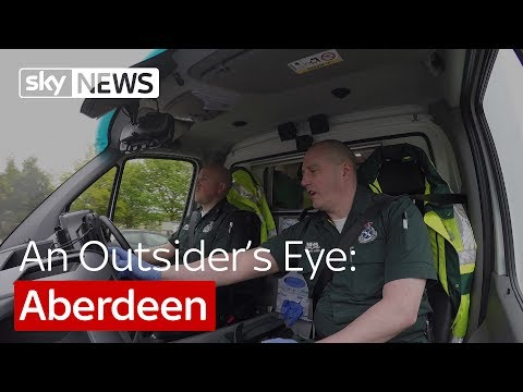 An Outsider's Eye: Aberdeen