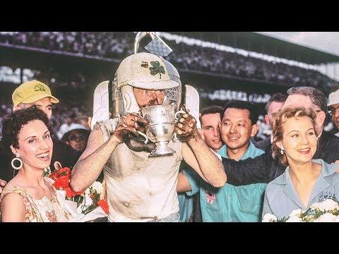 Memory Lane   Pat Flaherty Wins 1956 Indianapolis 500