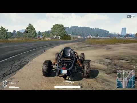 Player Unknown's BattleGrounds Ultra Settings Test