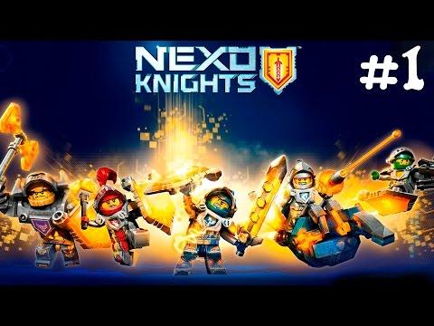 Сериал LEGO Рыцари Нексо 4 сезон Lego Nexo Knights