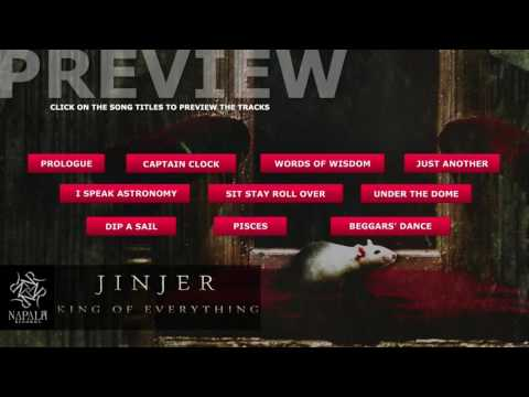 JINJER - King Of Everything (Preview) | Napalm Records