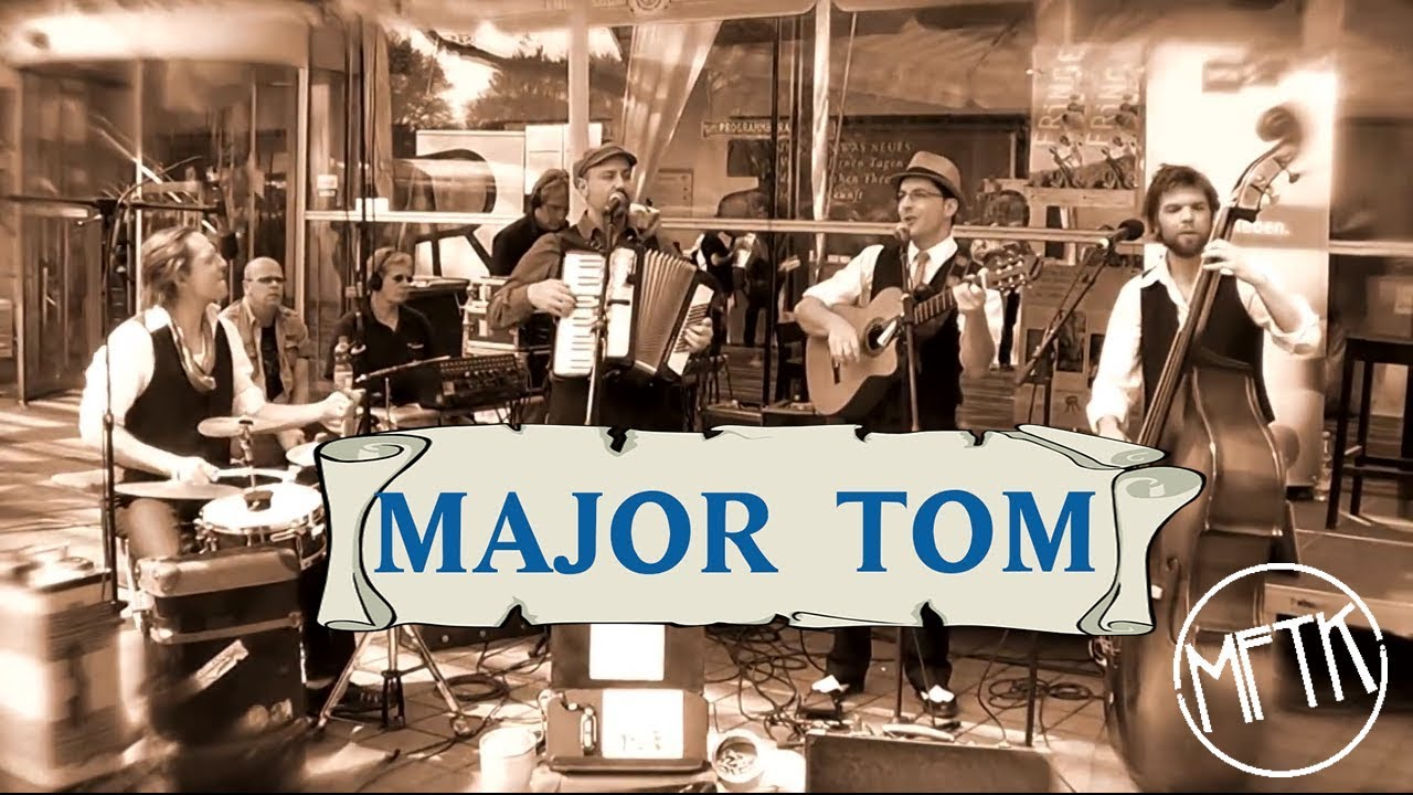 For The Kitchen Major Tom Acoustic Reggae Cover Musik For The Kitchen Youtube