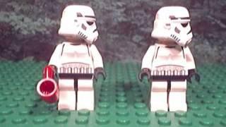 Lego Star Wars - Stormtrooper's Coffee Break