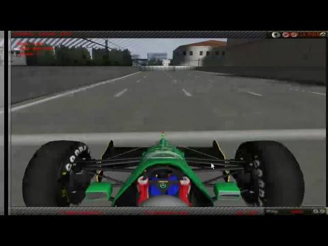 F1 1990 - Gara 1, Phoenix (Live)
