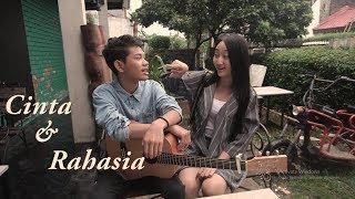 Download Cinta & Rahasia (Cover by Sandrina- Tegar ) Yura Yunita ft Glen