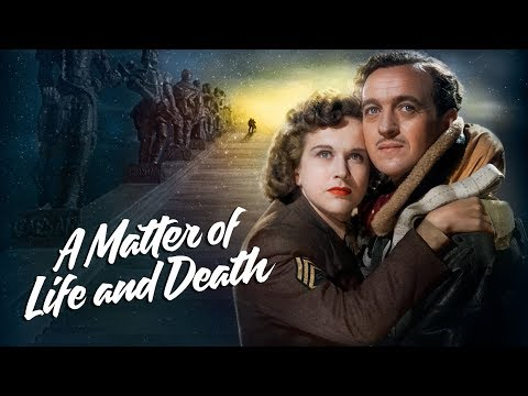 A Matter of Life and Death - official trailer - 4K restoration