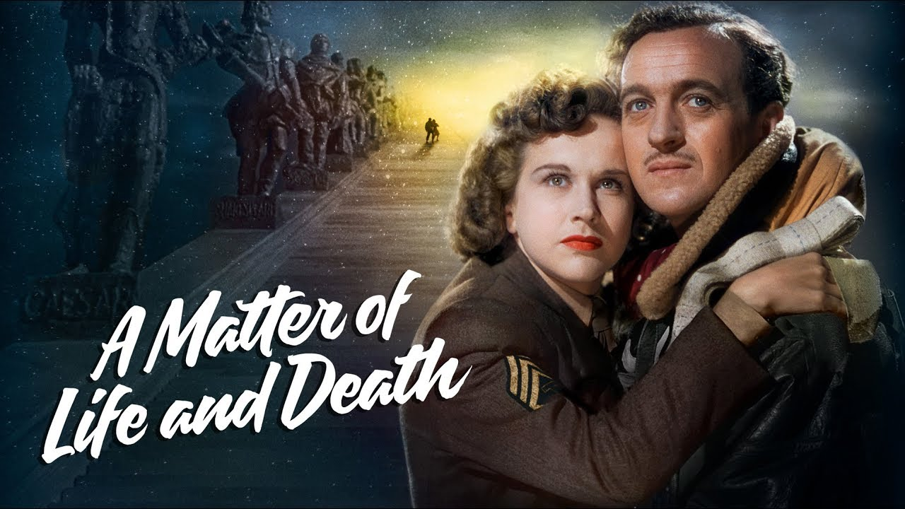War Movie : A Matter of Life and Death 1946