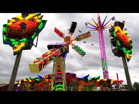 Knutsford May Day Fun Fair Vlog 2019