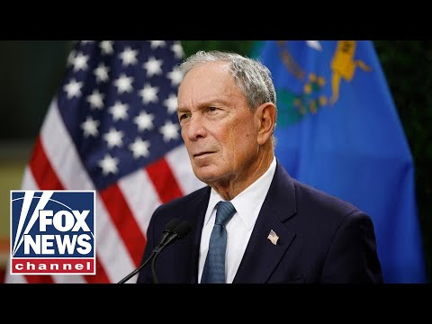 'The Five' on 2020 Dems blasting Mike Bloomberg