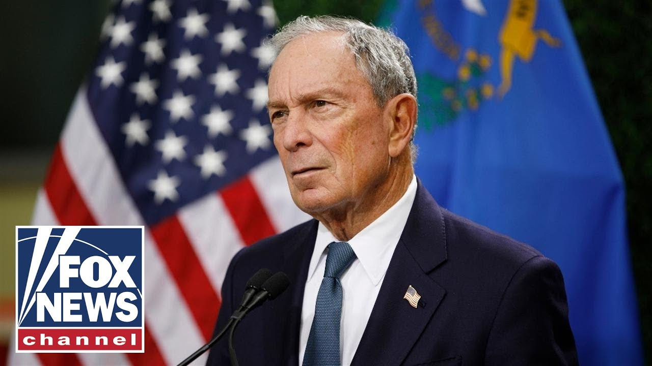 'The Five' on 2020 Dems blasting Mike Bloomberg thumbnail