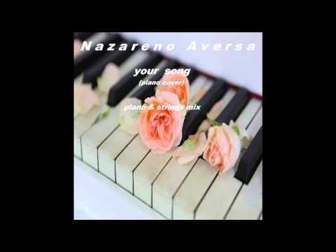 Elton John  Your Song  Piano  piano & orchestra