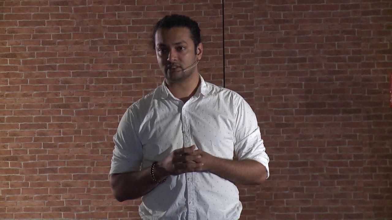 Making Standup Comedy Mainstream | Akbar Chaudry | TEDxIoBM