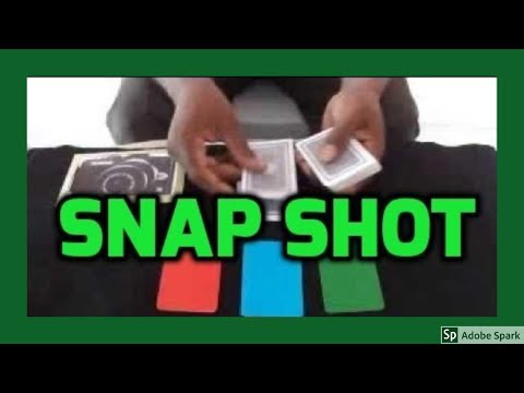 ONLINE MAGIC TRICKS TAMIL I ONLINE TAMIL MAGIC #320 I SNAP SHOT