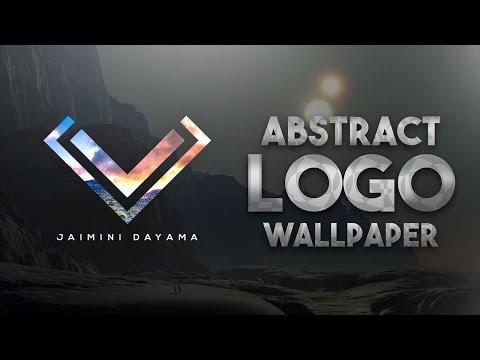 create-a-custom-logo-wallpaper-speed-art