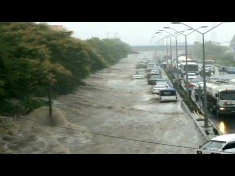 Mauritian capital Port Louis rocked by heavy floods
