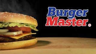 "реклама Ресторан фаст-фуд ""BurgerMaster"""