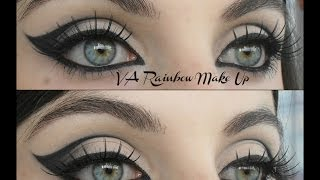 TOTAL LOOK Cat eyes makeup Tutorial + Outfit Sammydress Thumbnail