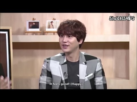 [ENG] 170208 Kyuhyun Yahoo Talk - Part 1