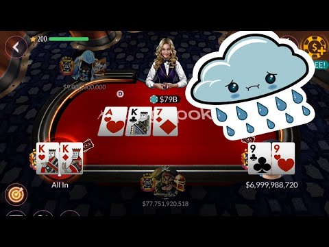 Are pockets worth going allin??? zynga poker 500m/1b blinds