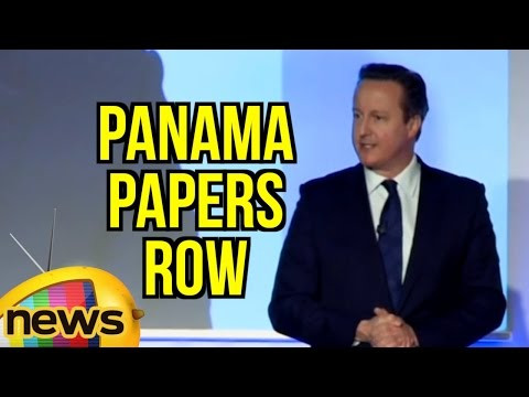 David Cameron Says I should handle Better, will learn lessons Over Panama Papers Row | Mango News