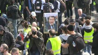 Gelbwesten: 19. Protesttag mit weniger Gewalt in Paris