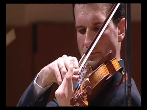 Bernstein: Serenade for violin solo and Orchestra, Svetlin Roussev & Myung-Whun Chung
