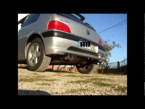 peugeot 106 quiksilver remus exhaust sound youtube. Black Bedroom Furniture Sets. Home Design Ideas