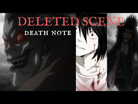 Death Note Deleted Scene Of L's Funeral.