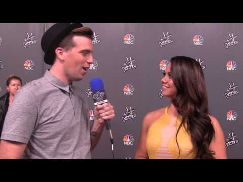 Tess Boyer | The Voice Top 10 Red Carpet...