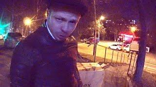 Дерзкий гопник стащил сервиз   Кастет #2 Гроза района   Неожиданная концовка