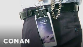 Introducing Apple Pocketwatch  - Conan On Tbs