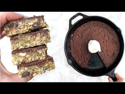 Healthy Dessert Ideas! Quick Healthy Recipes!