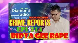 CRIME REPORTS 214 BIDYA CASE DIAMOND RADIO
